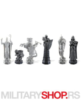 Šah tabla sa figurama Hari Poter
