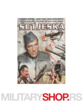 Sutjeska DVD film