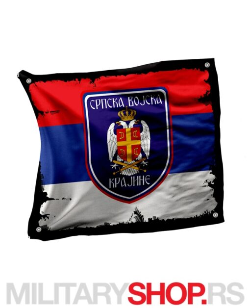 Republikanci Zastava Vojska Republike Srpske Krajne
