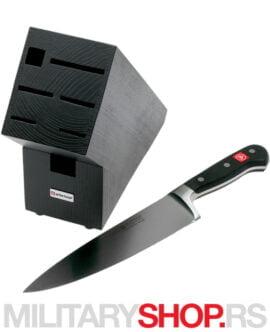 Kuhinjski nož sa blokom 2u1 Wusthof