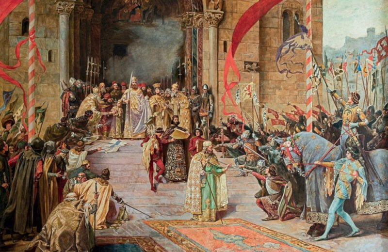 Dušanov zakonik i položaj srednjovekovne vojske