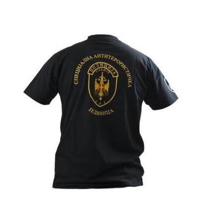 Majica SAJ – crna