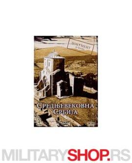 Srednjovekovna Srbija komplet dokumentarnih filmova
