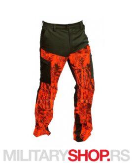 Gamo Lovačke Pantalone Serrano Camo-Orange