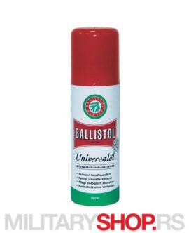 Ballistol Sprej Za Održavanje Oružja 100ml