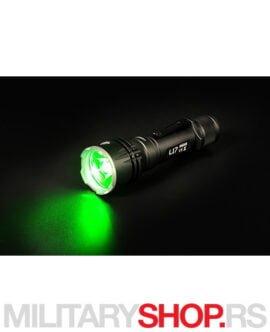 Lovačka lampa Acebeam L17 zeleni zrak