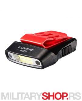 Čeona lampa punjiva baterija Klarus HC3