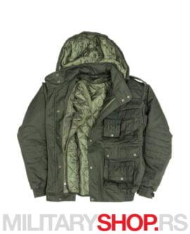 Zimska lovačka jakna s uloškom K4