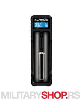 Pametni punjač baterija Klarus K1X