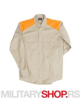 Lovačka košulja sa fluo markerima K37