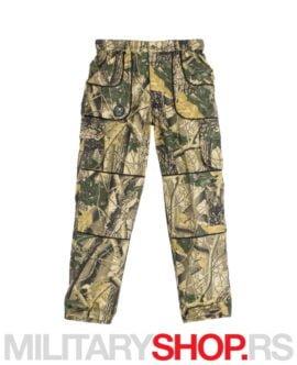 Maskirne pantalone šumska šara Hunter K60