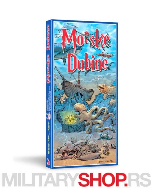 Društvena igra za decu Morske dubine