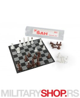 Set za igranje šaha putno pakovanje
