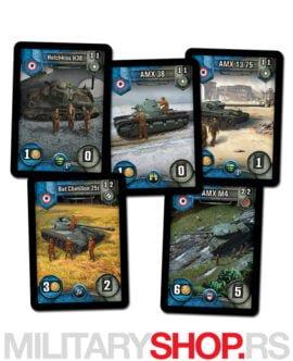 World of Tanks RUSH društvena igra
