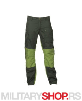 Lovačke pantalone olive zelene boje K93