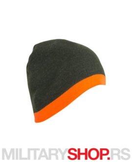 Lovačka kapa sa fluo detaljem K12