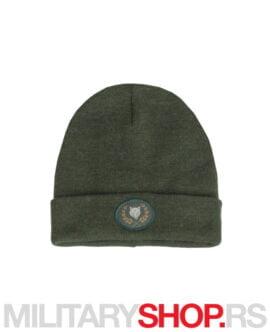 Pletena lovačka kapa za zimu K8