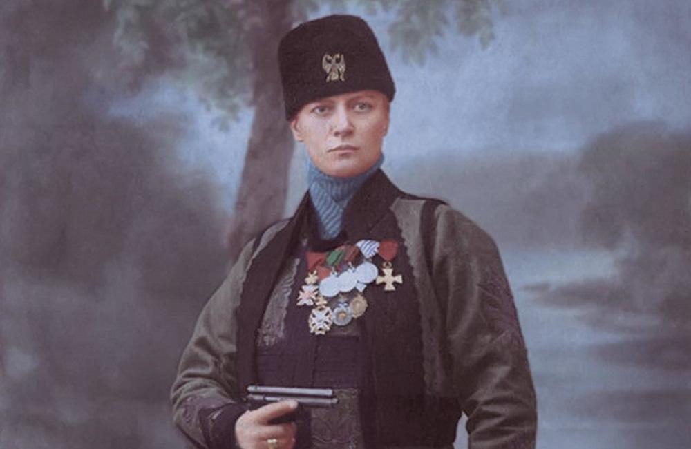 Srpska heroina Sofija Jovanović