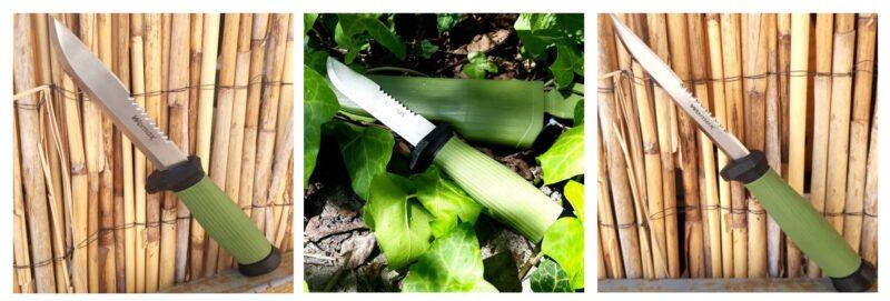 Majstorski nož sa futrolom Handyman