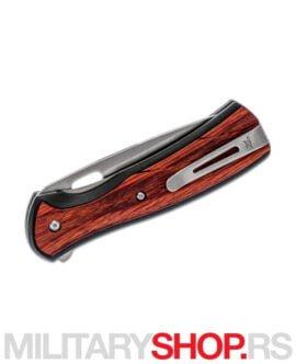 Preklopni nož ružino drvo Buck Vantage