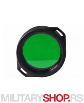 Zeleni filter za ArmyTek lampe