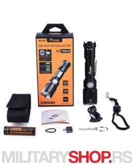 Punjiva baterija 1800lm Fitorch M30R