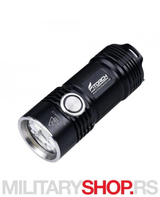 Baterijska lampa 3000lm Fitorch P25