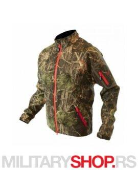 Jesenja lovačka jakna zelena Hart Zero