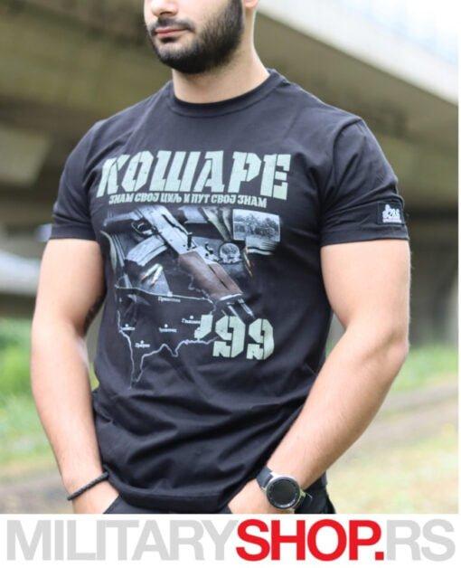 Majica Košare '99 crne boje