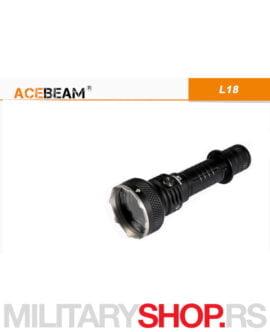 Taktička lampa Acebeam L18