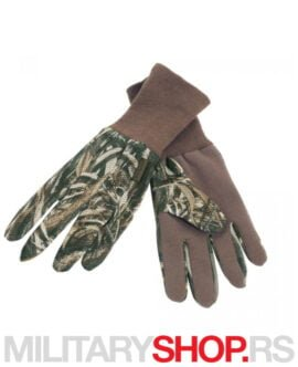Lovačke rukavice maskirna šara Deerhunter 8063