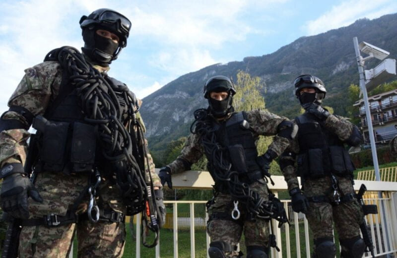 Zanimljivosti o Protiv terorističkoj jedinici PTJ