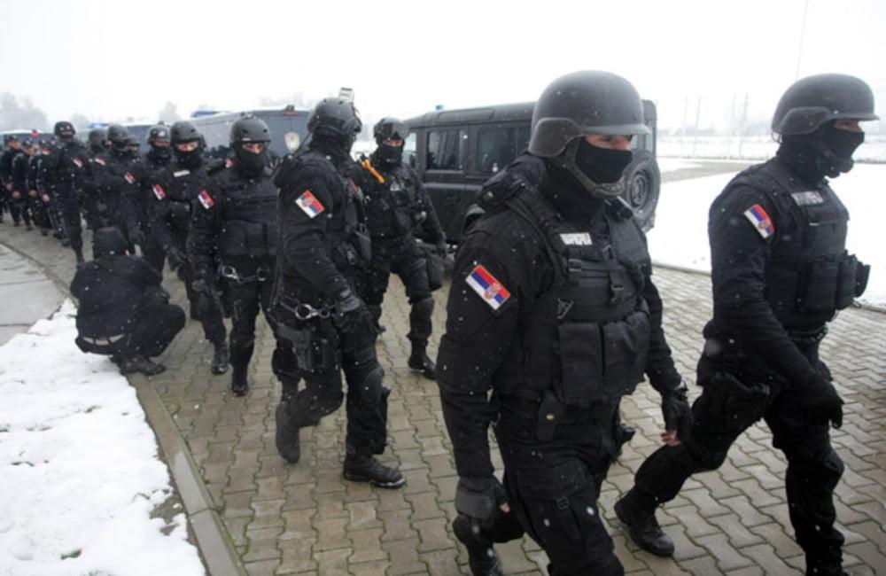 Specijalne jedinice u Srbiji
