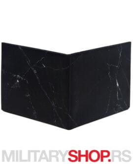 Novčanik crni mermer Walart Black Marble