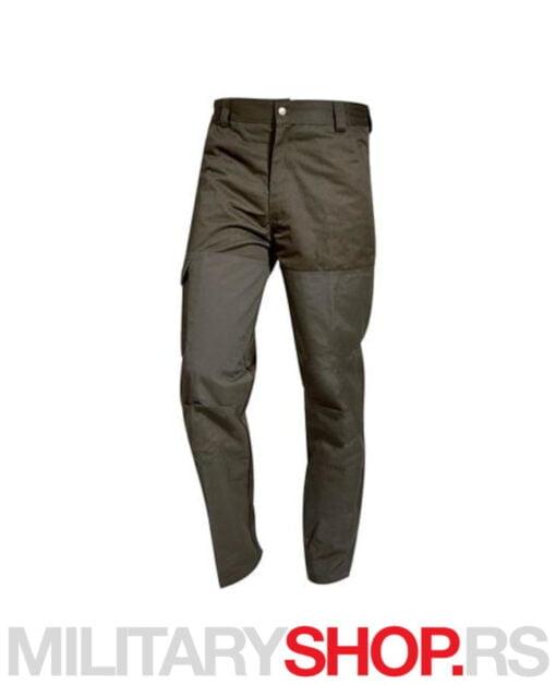 Lovačke pantalone zelene Hart North Kalidon
