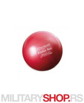 TheraBand Pilates lopta crvena 18