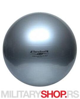 Pilates lopta Silver TheraBand ABS 85cm