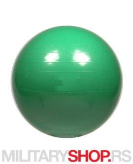 Thera Band Gymnastick dvoslojna lopta zelena