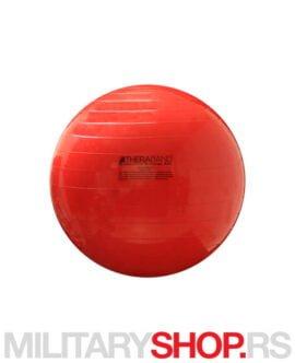Lopta za pilates TheraBand Gymnastick RED