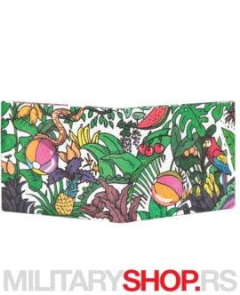 Papirni novčanik Walart Fruit Design