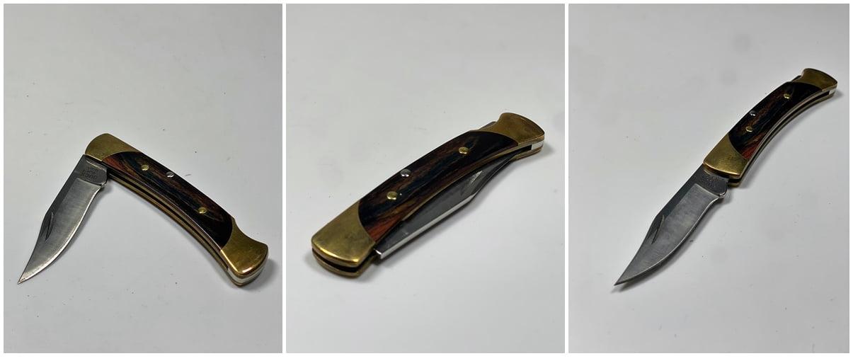 Džepni Preklopni Nož Buck 5684 The-55