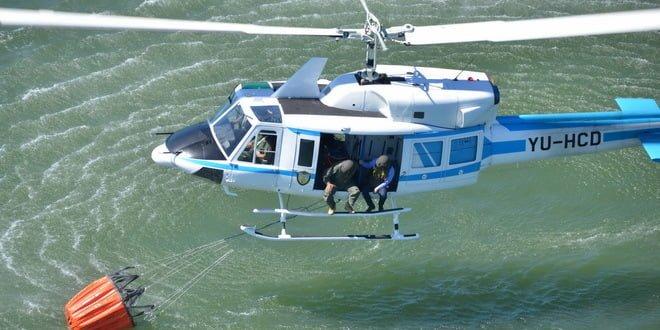 Regrutacija i obuka u Helikopterskoj jedinici