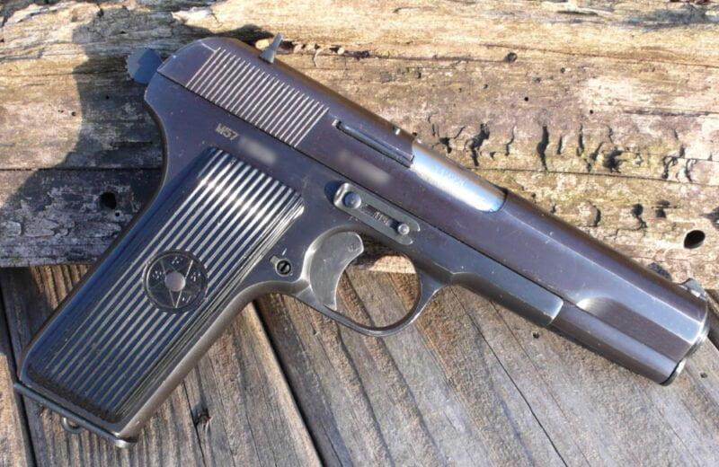 Pištolj Zastava M57 Tetejac