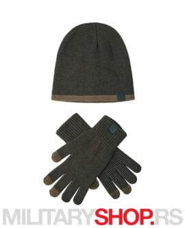 Zimski komplet kapa i rukavice Deerhunter