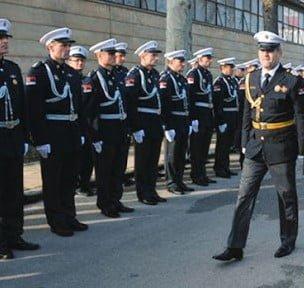 Svečana uniforma Policije Srbije