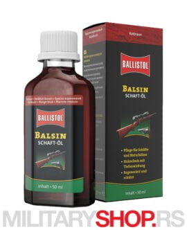 Balsin ulje za crveno drvo 50ml
