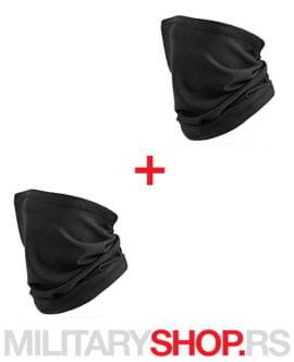 Moto bandane crne 1+1