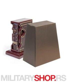 Biblija sa braon poklon kutijom