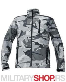 Softshell jakna urban maskirna Crambe