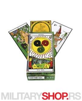 Špil karata El Gran Tarot Esoterico